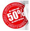 Réduction de crédit
